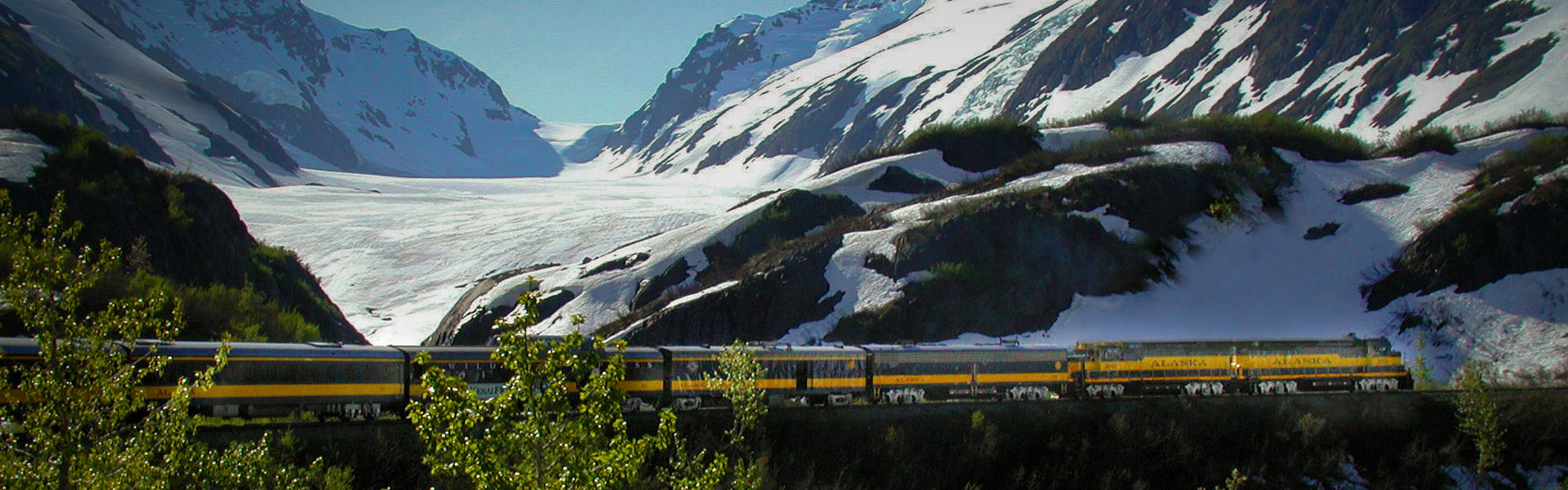 Alaska Train Trips | Alaska Post Cruise Land Tours