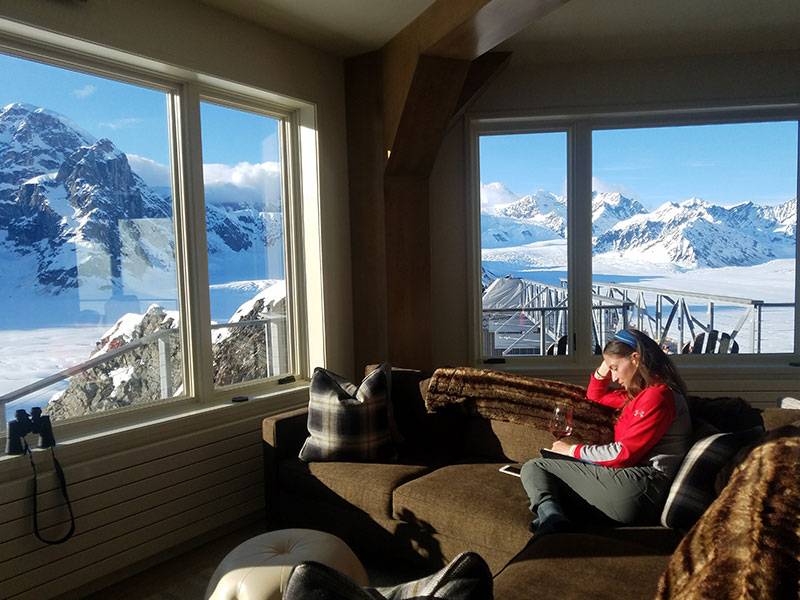 Alaska Wilderness Lodges | Sheldon Chalet