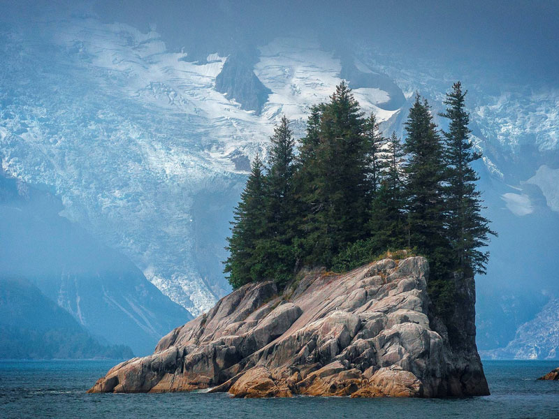 Alaska Luxury Tours | Kenai Fjords national Park