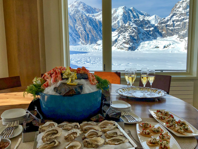 Alaska Luxury Tours | Sheldon Chalet Denali